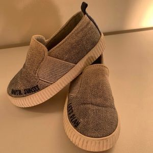 Zara baby shoes